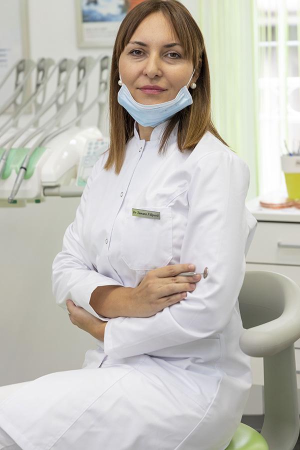 Dr Tamara Filipovic